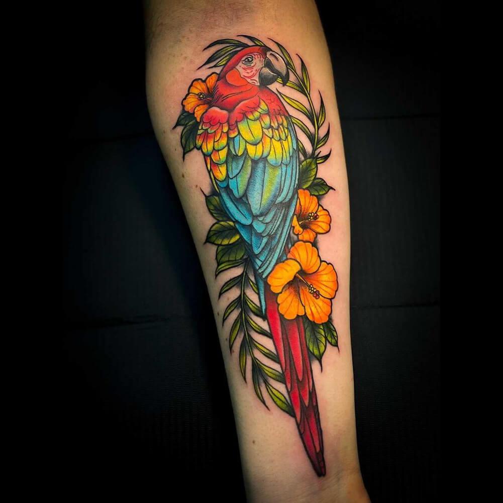 Irene Missler @siren.tattoo