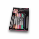 Copic CIAO Markers - Manga 3 - Pack of 5+1