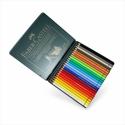 Faber-Castell - Tin of 24 Polychromos Artists' Pencils