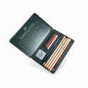 Faber-Castell - 12 Pitt Monochrome Set