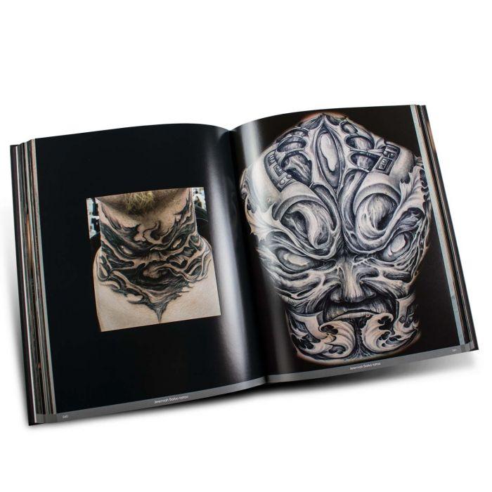 Black & Grey Tattoo Book: 2 - Edition Reuss