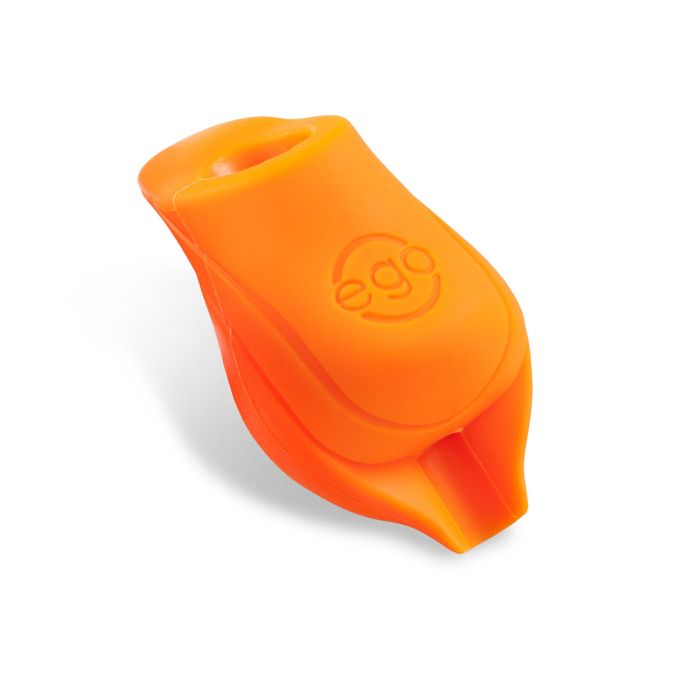 Pack of 2 Silicone EGO Biogrips in Orange