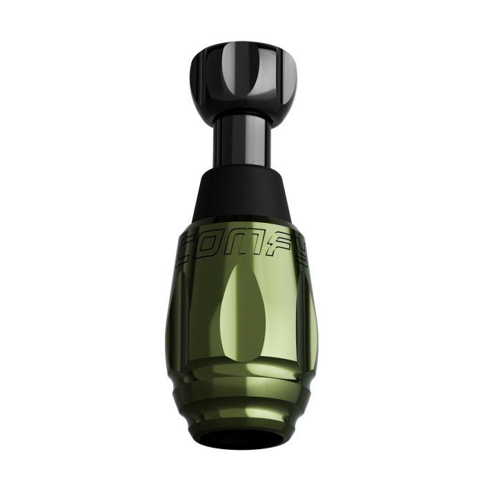 Stigma-Rotary® Comfy Click Grip - Screw-On - Army Green