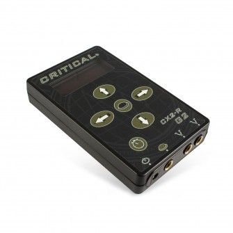 Critical CX-2R Power Station with Wireless Footpedal