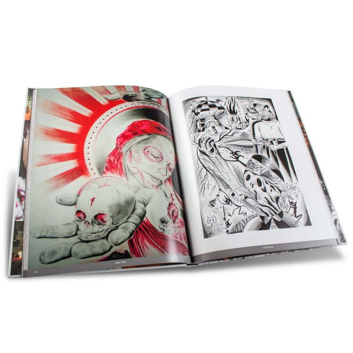 Day of the Dead: Tattoo Art Collection Book - Edition Reuss