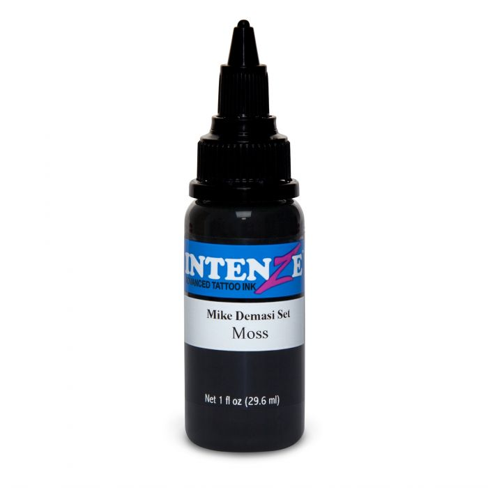 Intenze Ink Mike DeMasi Moss Portrait 30ml (1oz)