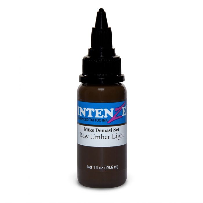 Intenze Ink Mike DeMasi Raw Umber Light Portrait 30ml (1oz)
