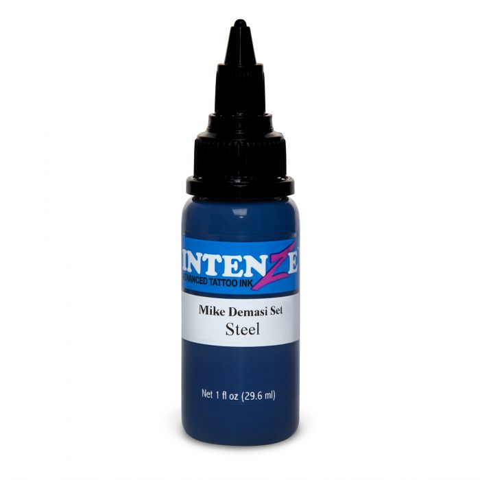 Intenze Ink Mike DeMasi Steel Portrait 30ml (1oz)