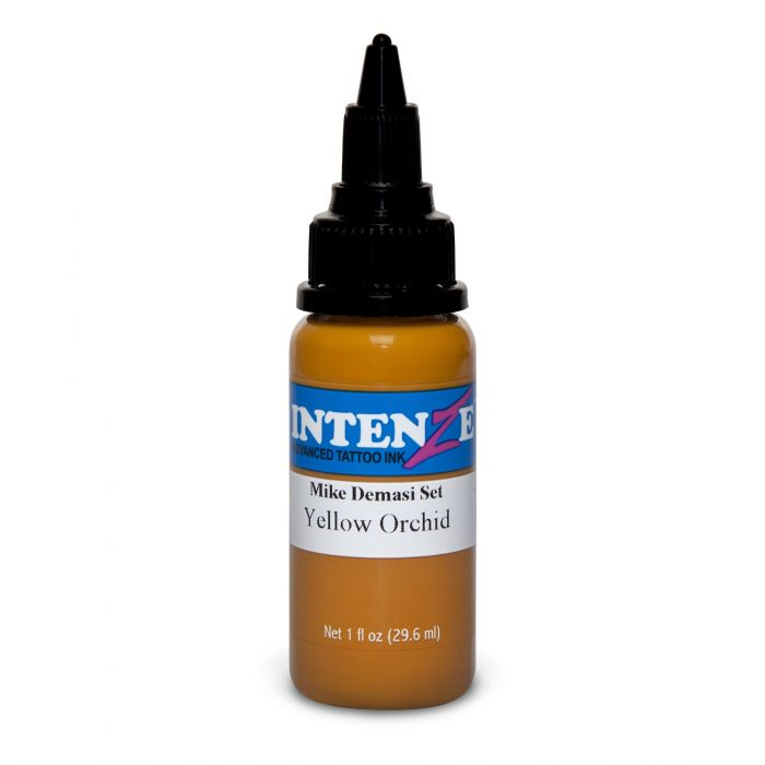 Intenze Ink Mike DeMasi Yellow Orchid 30ml (1oz)