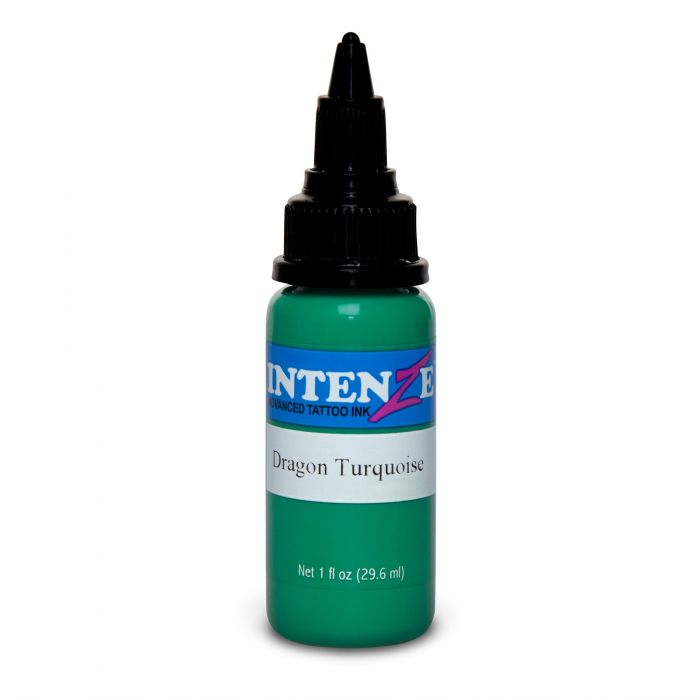 Intenze Ink Dragon Turquoise 30ml (1oz)