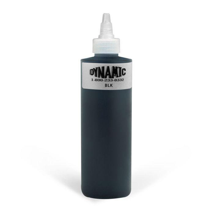 Dynamic Black Ink 240ml (8oz)