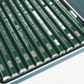 Faber-Castell - Castell 9000 Design Set of 12 Pencils