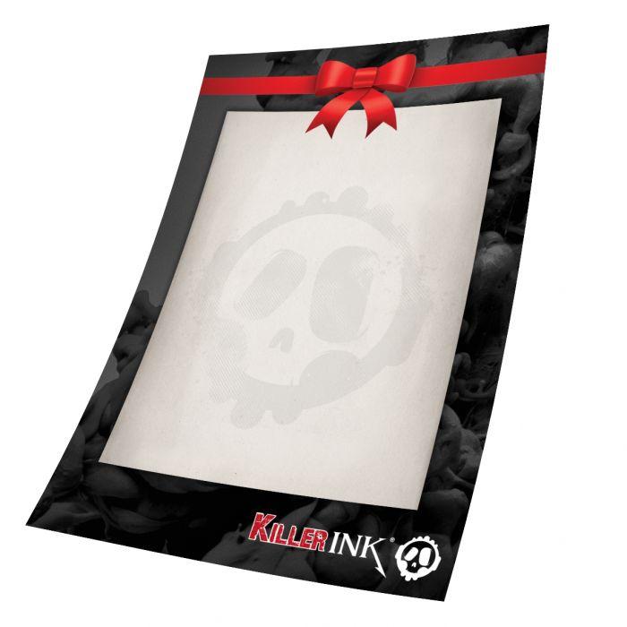 Killer Ink €250 Gift Voucher
