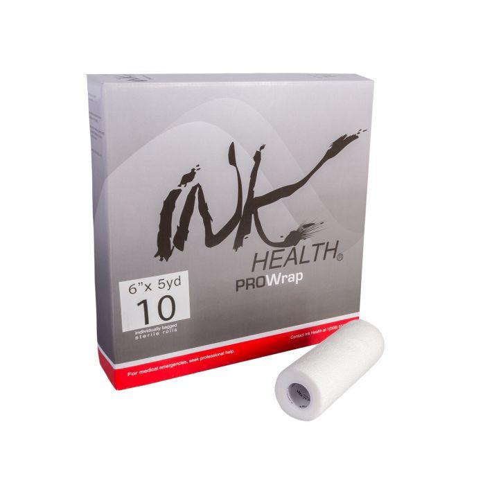 Box of 10 - INK HEALTH PROWrap Self-Adhering Bandage 6