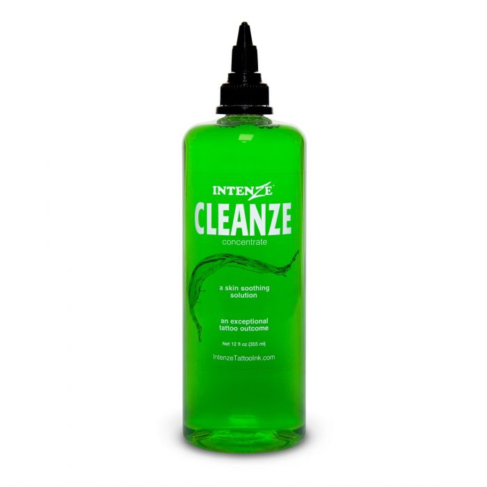 Intenze Ink Tattoo Cleanze Cleaning Solution 360ml (12oz)
