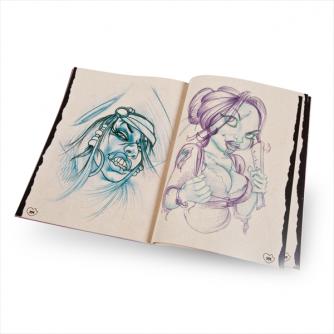 Joe Capobianco Sketchbook