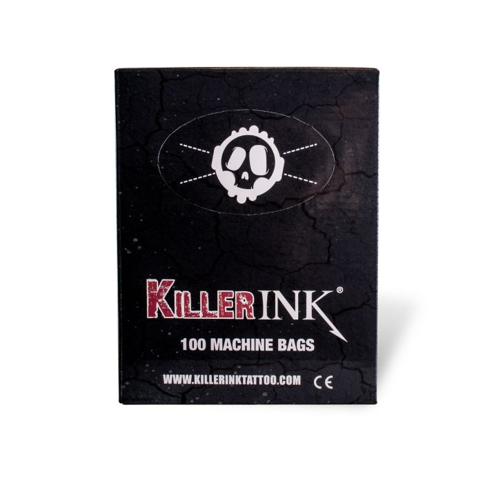 Box of 100 Killer Ink Tattoo Machine Bags
