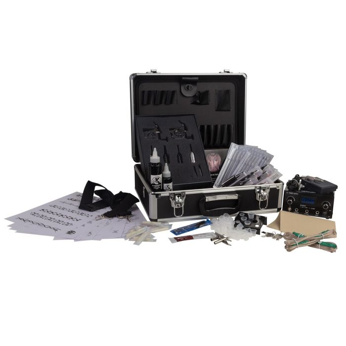 Professional Tattoo Kit III - Advanced
