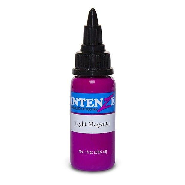 Intenze Ink Basic Light Magenta 30ml (1oz)
