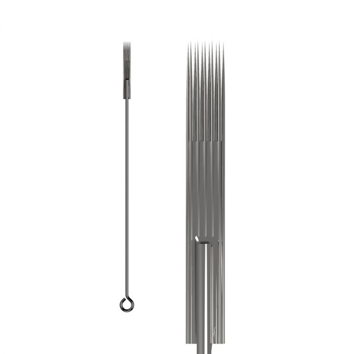 Box of 50 KWADRON Needles 0.30MM LONG TAPER - Magnum