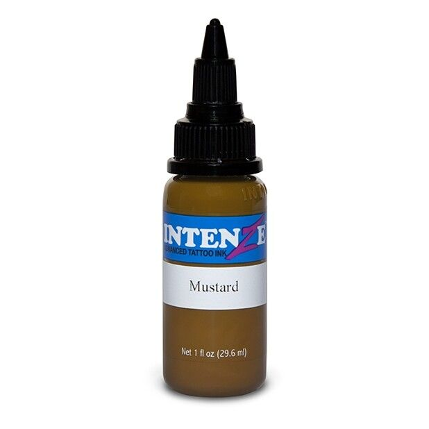 Intenze Ink New Original Mustard 30ml (1oz)