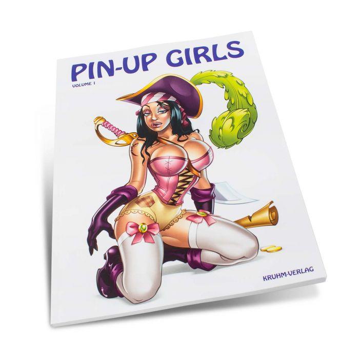 Pin-Up-Girls Book - Volume 1