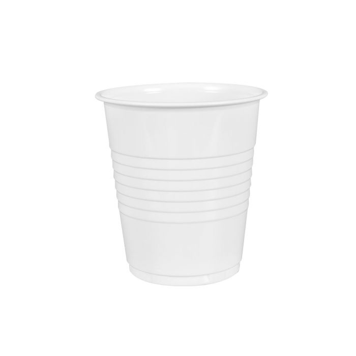 Pack of 100 Plastic Cups for Rinse / Ultrasonic Cleaning