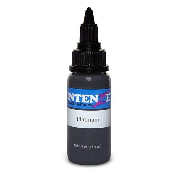 Intenze Ink Pastel Platinum 30ml (1oz)