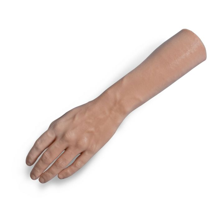A Pound of Flesh Left Hand + Lower Arm