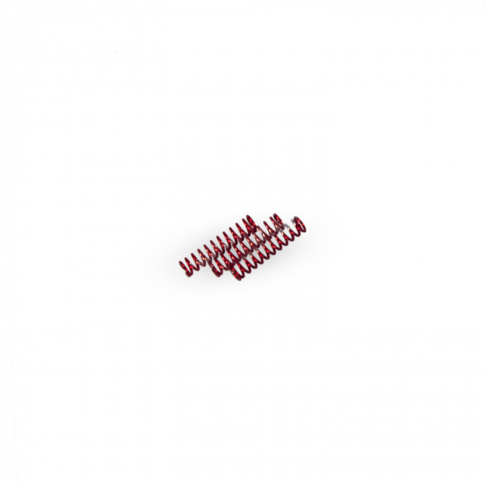 Pack of 3 Neotat Vivace Red Springs - Long Stroke / Higher Volts